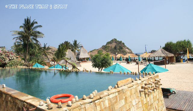 Novotel Lombok - The Upper Pool