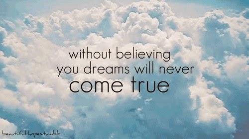 Kumpulan Quote agar Tetap Bersemangat Mengejar Mimpi