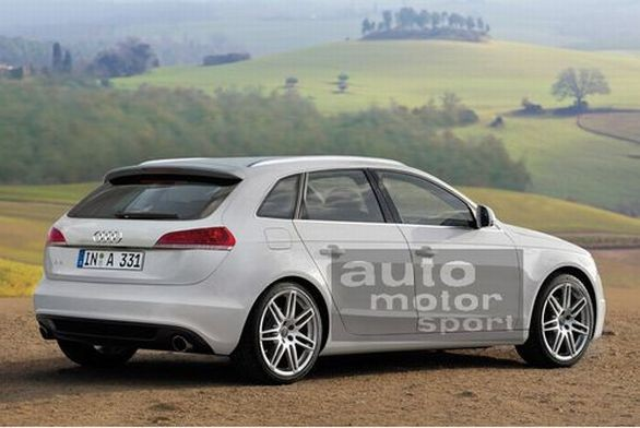 Audi A3 2012 Model. In terms of the new Audi A3