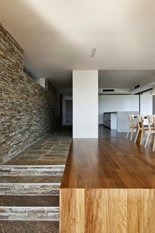 Plane House arquitectura en Grecia 9