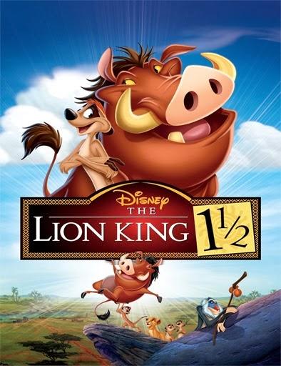 Ver El rey león 3: Hakuna Matata (2004) Online