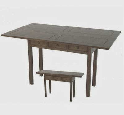 Des tables de salle manger gain de place for Table de salle a manger gain de place