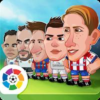 La LIGA é uma aplicação oficial da Liga de Futebol Profissional para a época 2014 – 2015.