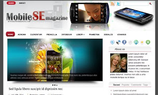 Mobilese WordPress Theme