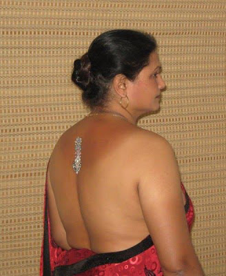 Tamil aunty photos without Saree