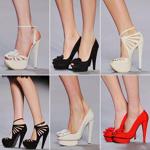 Gambar Model-Model-Sepatu Wanita Terbaru