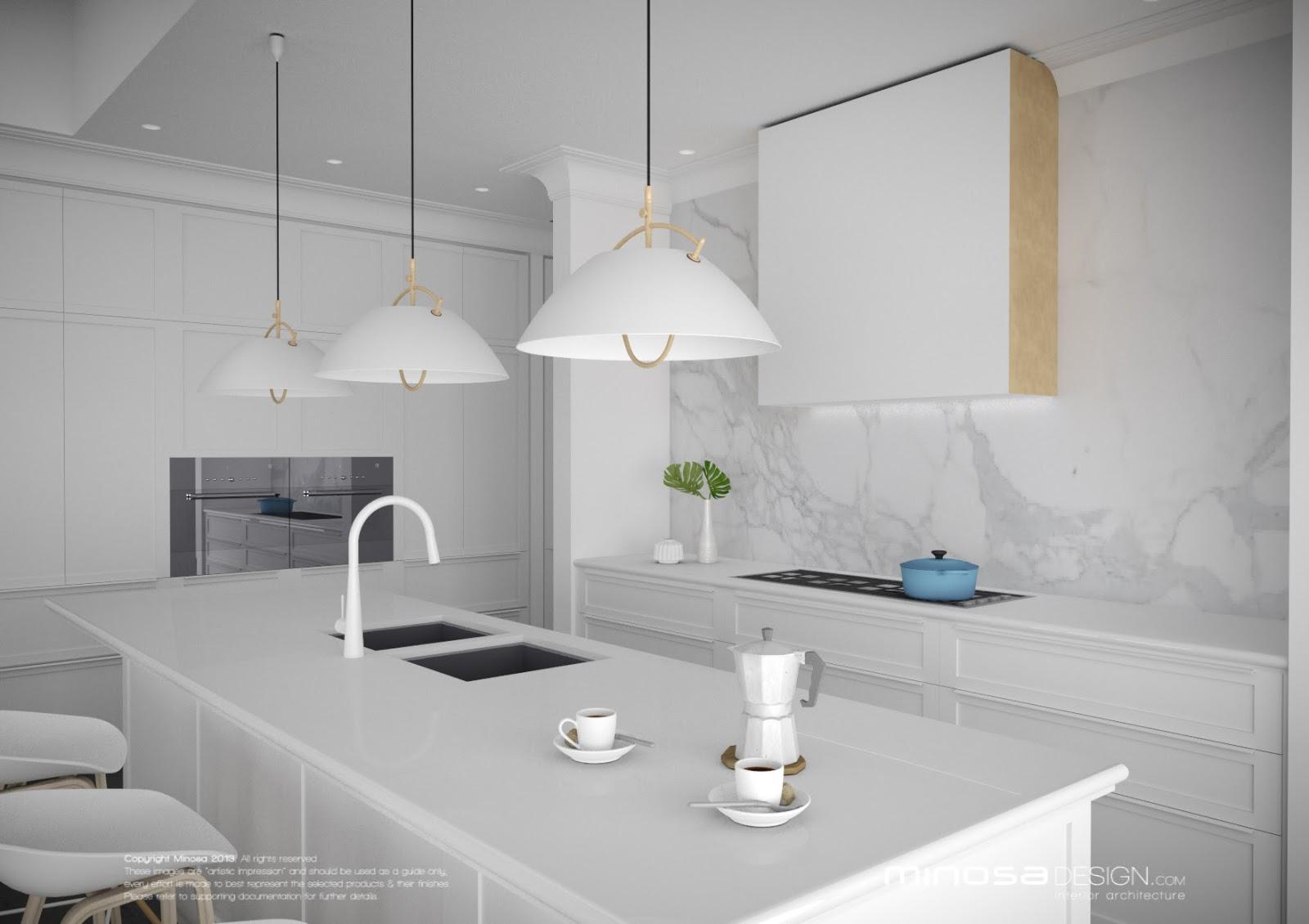 Minosa: Hampton\'s Kitchen - Minosa Style