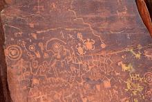Southern Sinagua Petroglyphs