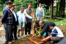 GTA forest department celebrates Bann Mahotsav in Mirik