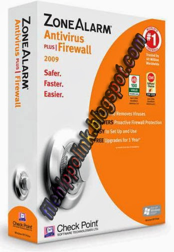 Here offers you all versions of ZoneAlarm Free Firewall for Windows XP, suc