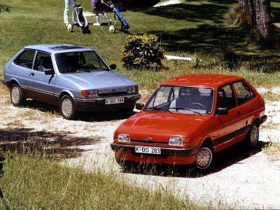 Ford Fiesta mk2
