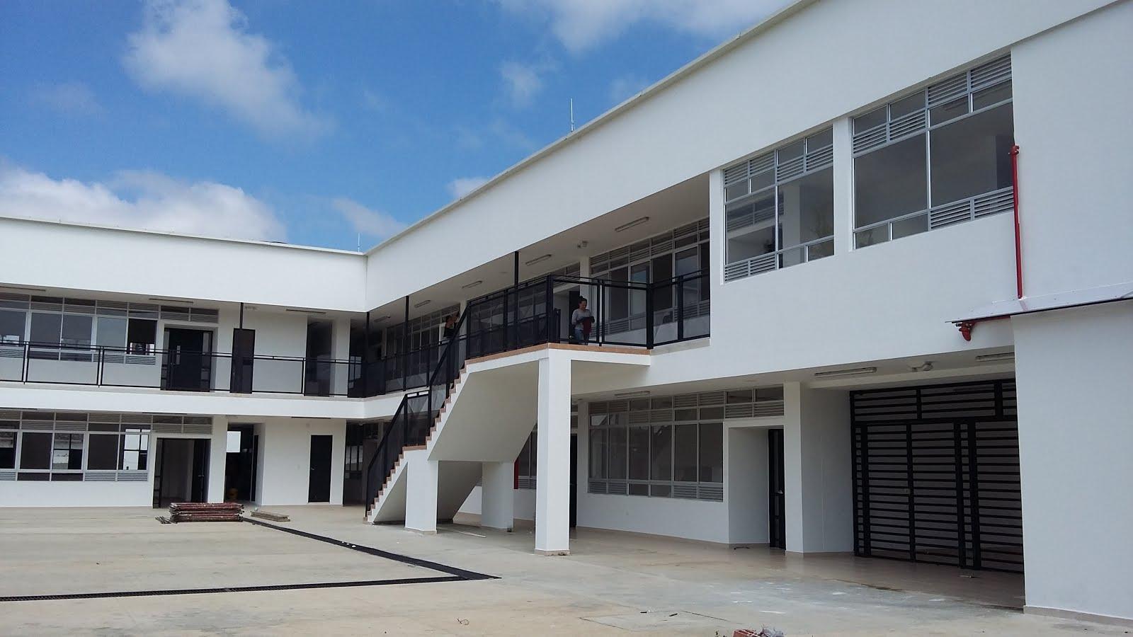 Nueva Sede Colegio San Antonio