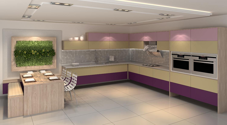 Designer Vanessa Ferraz: Fotos de Cozinha #913A42 1500 827