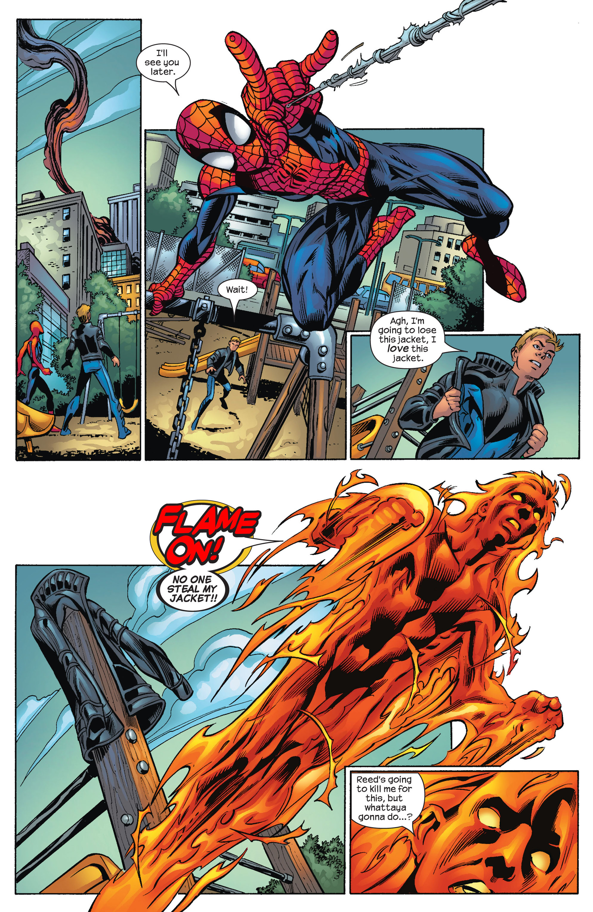 Ultimate Spider-Man (2000) Issue #69 #73 - English 16