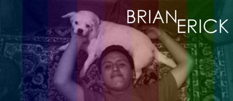 Brian Erick - Web Oficial