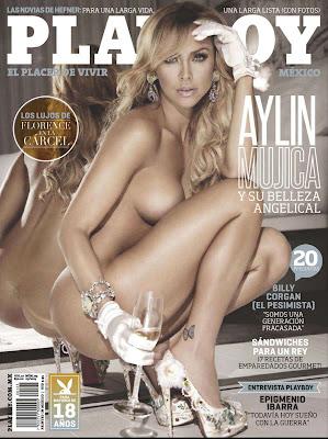 Aylin Mujica Play boy 2013