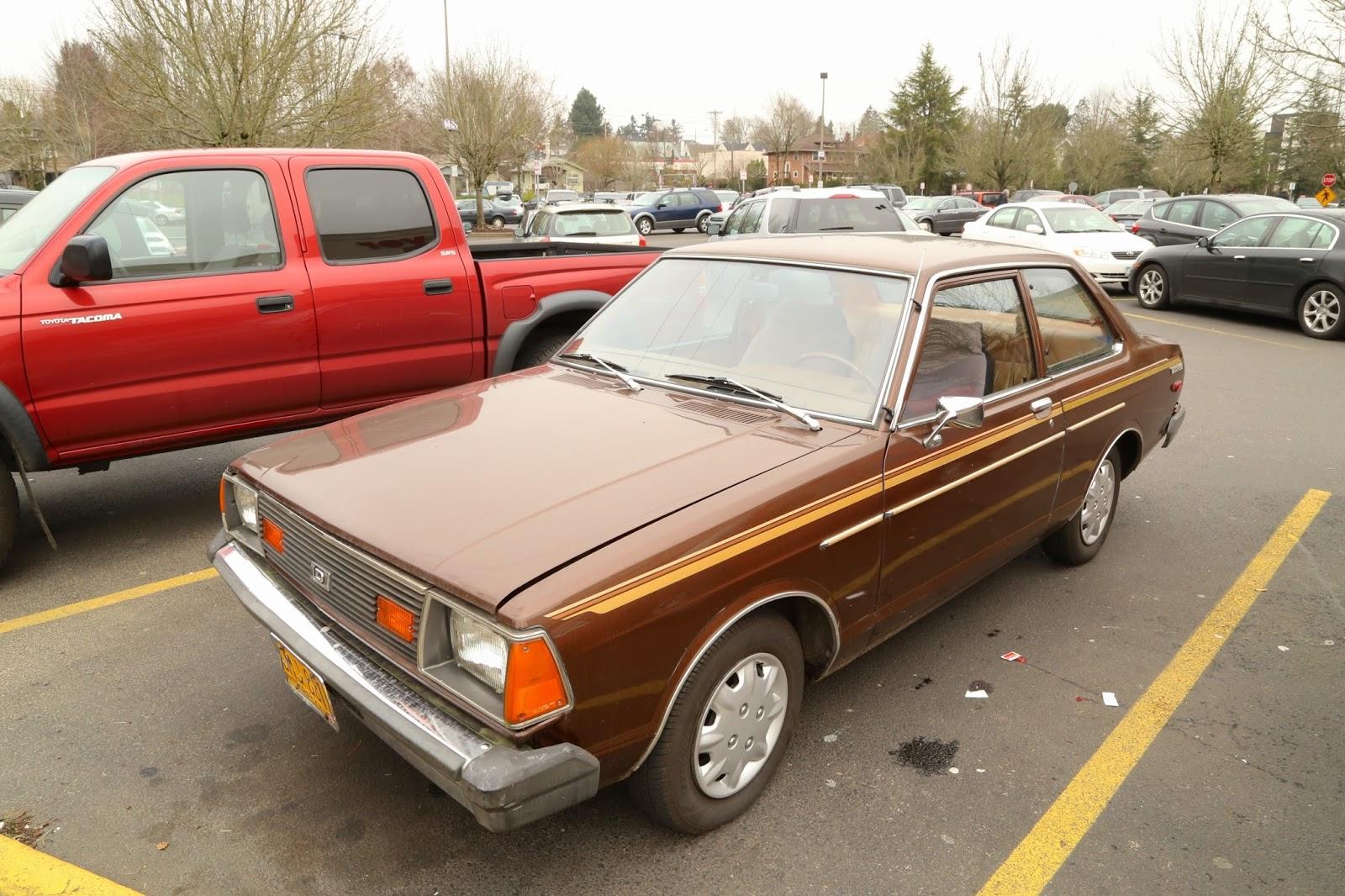 1981 Datsun 210 sedan