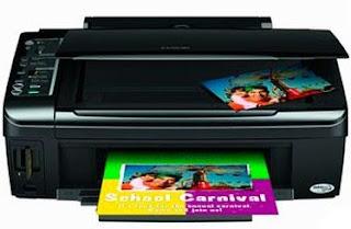 Epson NX200 Resetter Printer