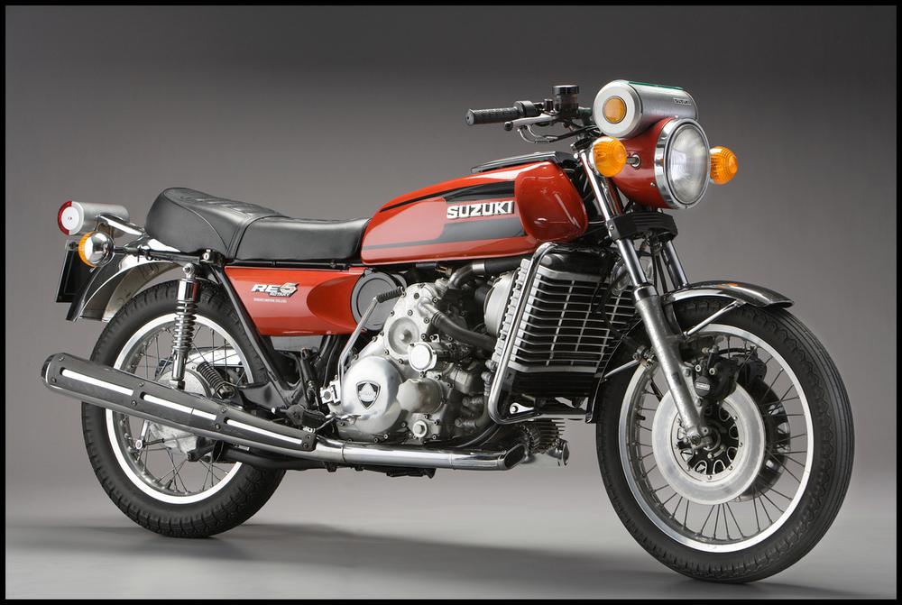 Suzuki Re5 Wankel Engine Lsr Bikes