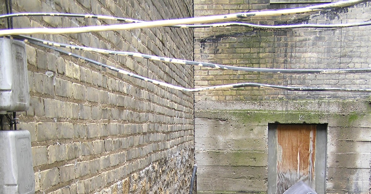 Foundation Waterproofing Methods : Waterproofing exterior on historic