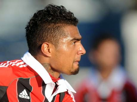 Kevin Prince Boateng Hairstyles Pictures