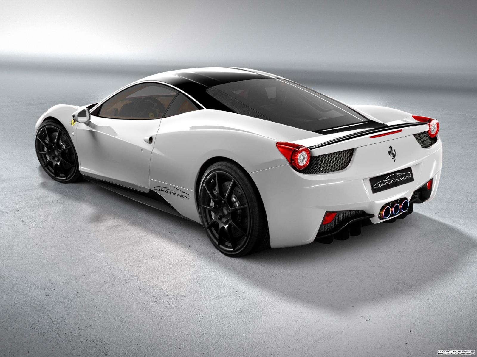 New 2012 cars ferrari 458 italia white ferrari 458 italia picture vanachro Image collections