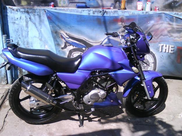 Spesifikasi Modifikasi Suzuki Thunder 125cc : title=