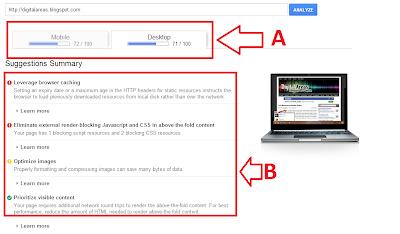 Cara Mengukur Kecepatan Loading Blog