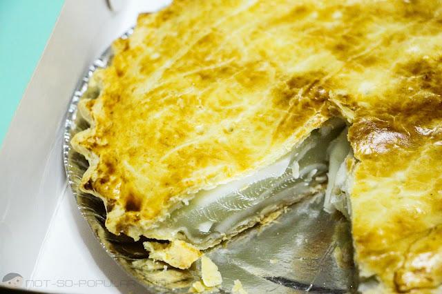 Buko Pie - Good Shepherd in Tagaytay