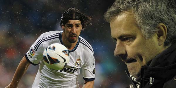 Mourinho, Alasan Utama Khedira Gabung Madrid