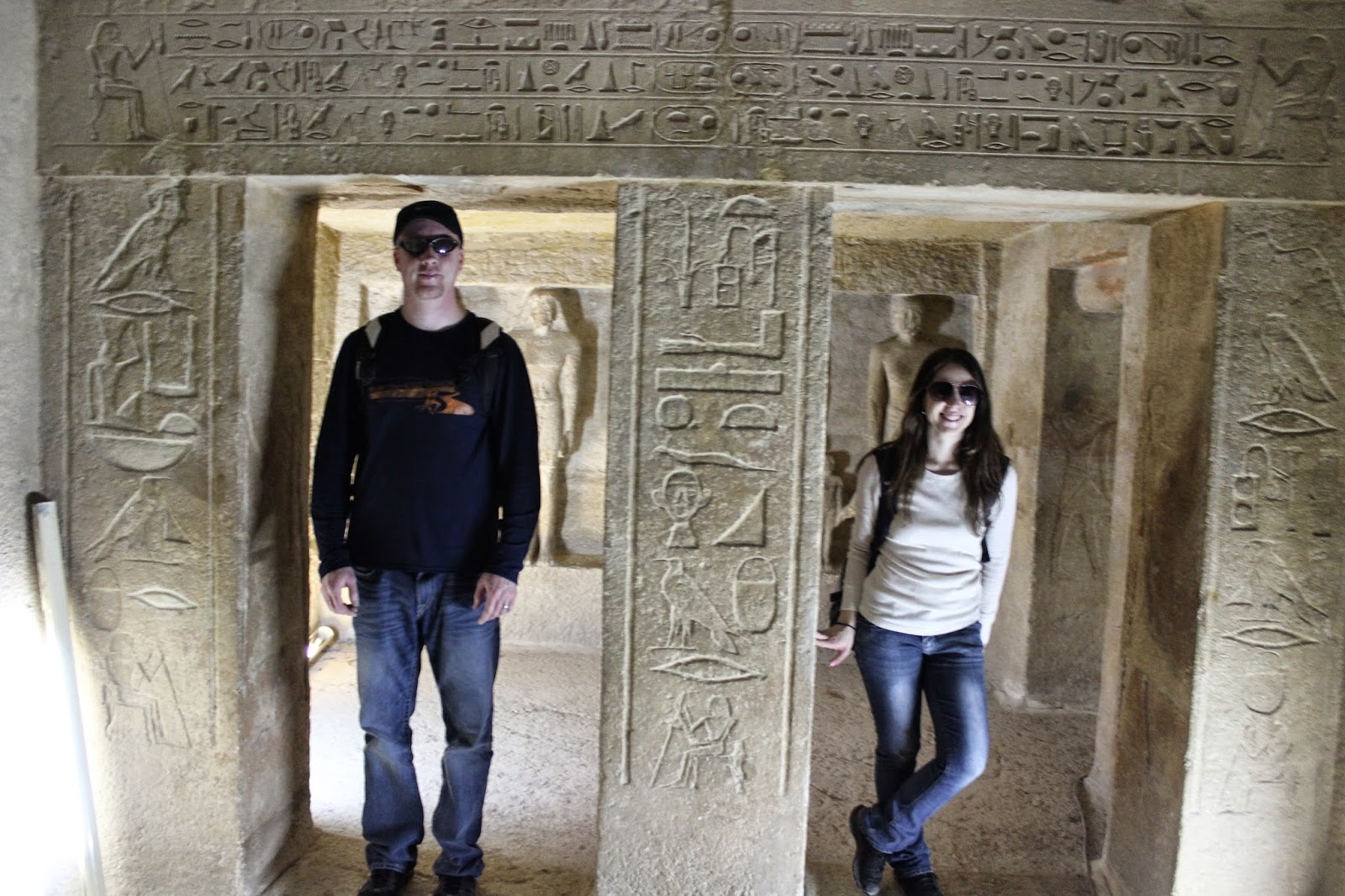 Inside the Great Pyramids of Giza