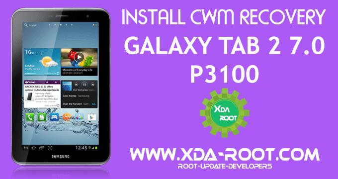 INSTALL-CWM-RECOVERY-GALAXY-TAB-2-7.0-P3100