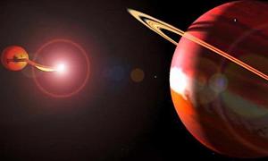 Penjabaran Hukum Gravitasi Newton dan Hukum Kepler