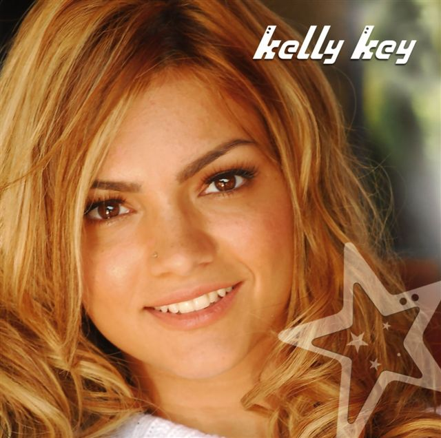 Encarte Kelly Key Parou Pra N S Dois