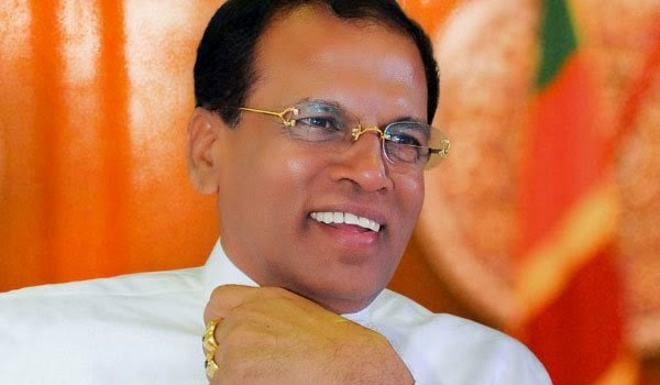 President says won't overlook UNP's reparations