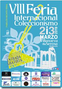 Feria Internacional de Coleccionismo de Villanueva de la Serena
