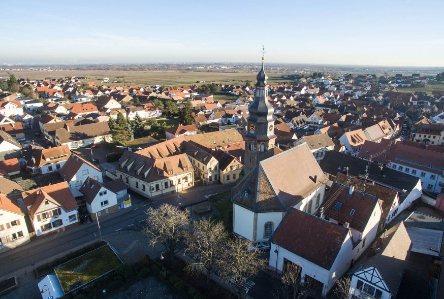 Kallstadt, place of President Trump's paternal grandparents