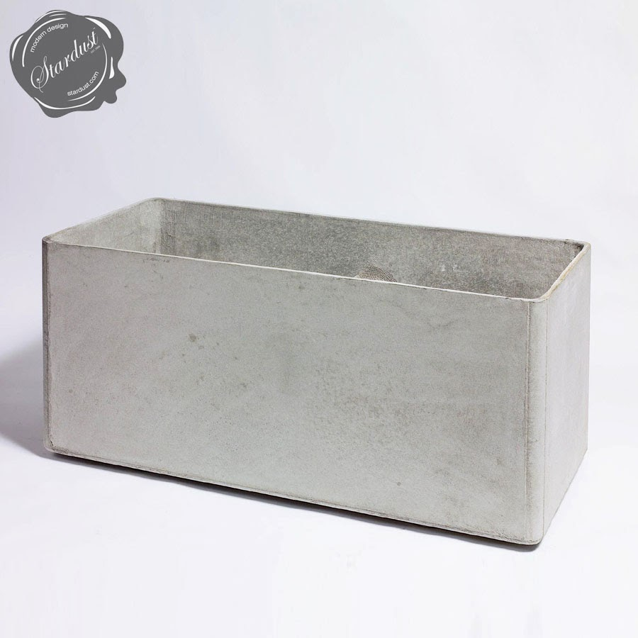 Modernplanter Large Rectangular Planters Large