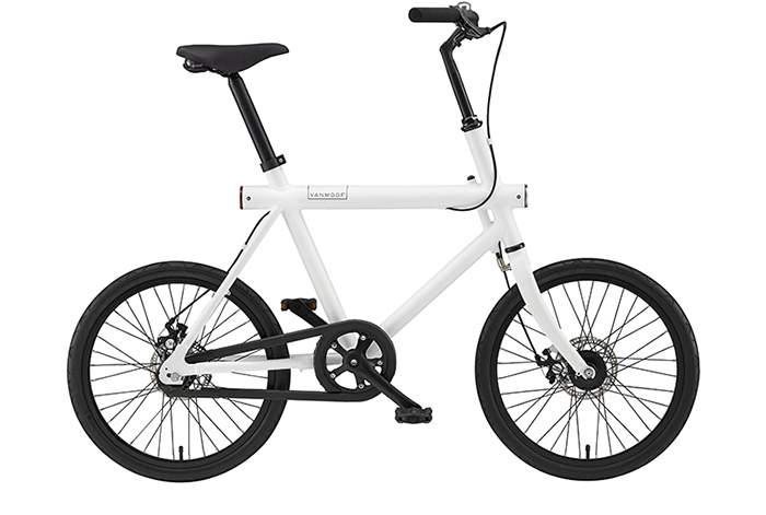 Vanmoof serie T white