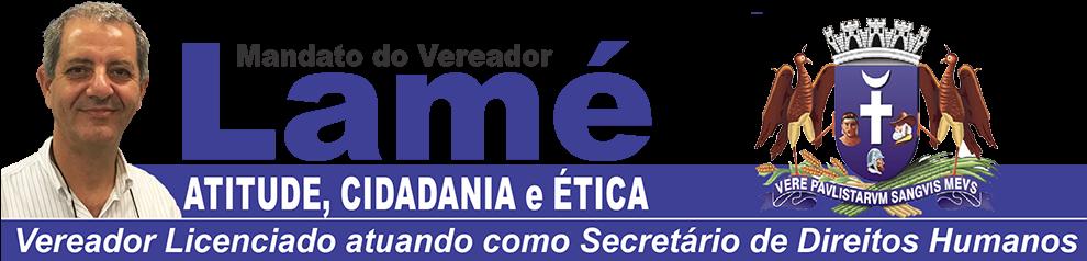 Vereador Lamé