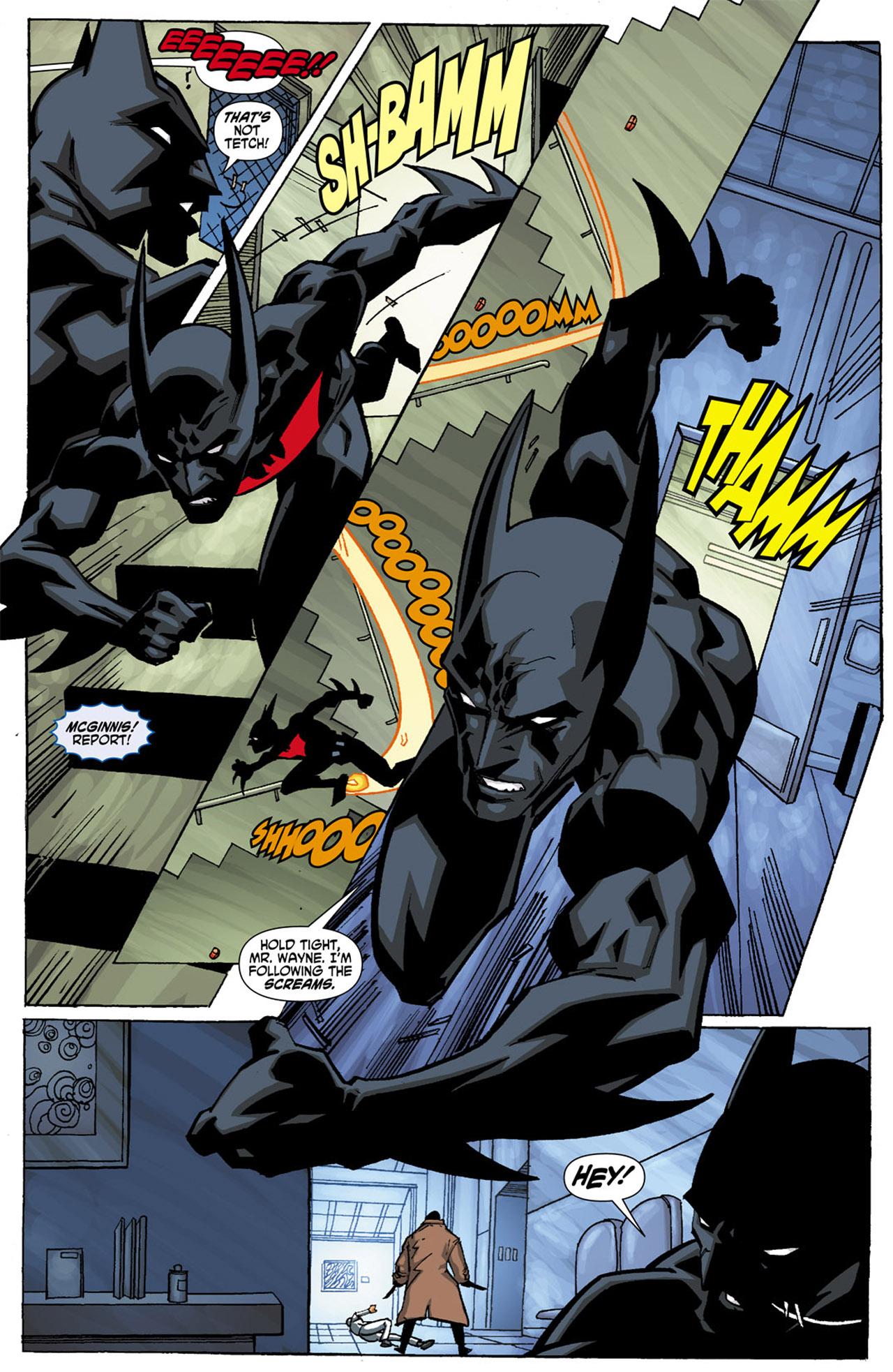 Batman Beyond (2010) Issue #1 #1 - English 22