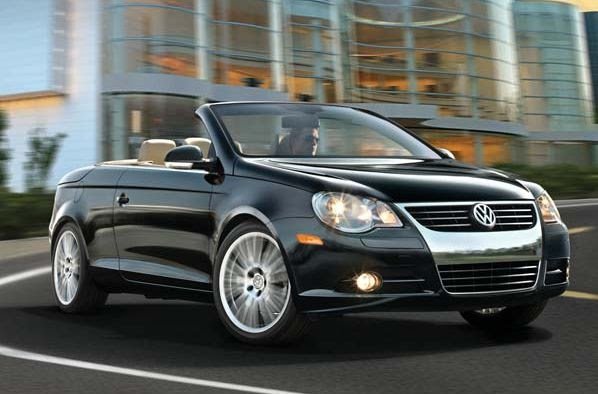 volkswagen eos review carnews