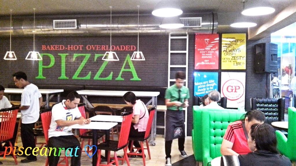 greenwich pizza sm north
