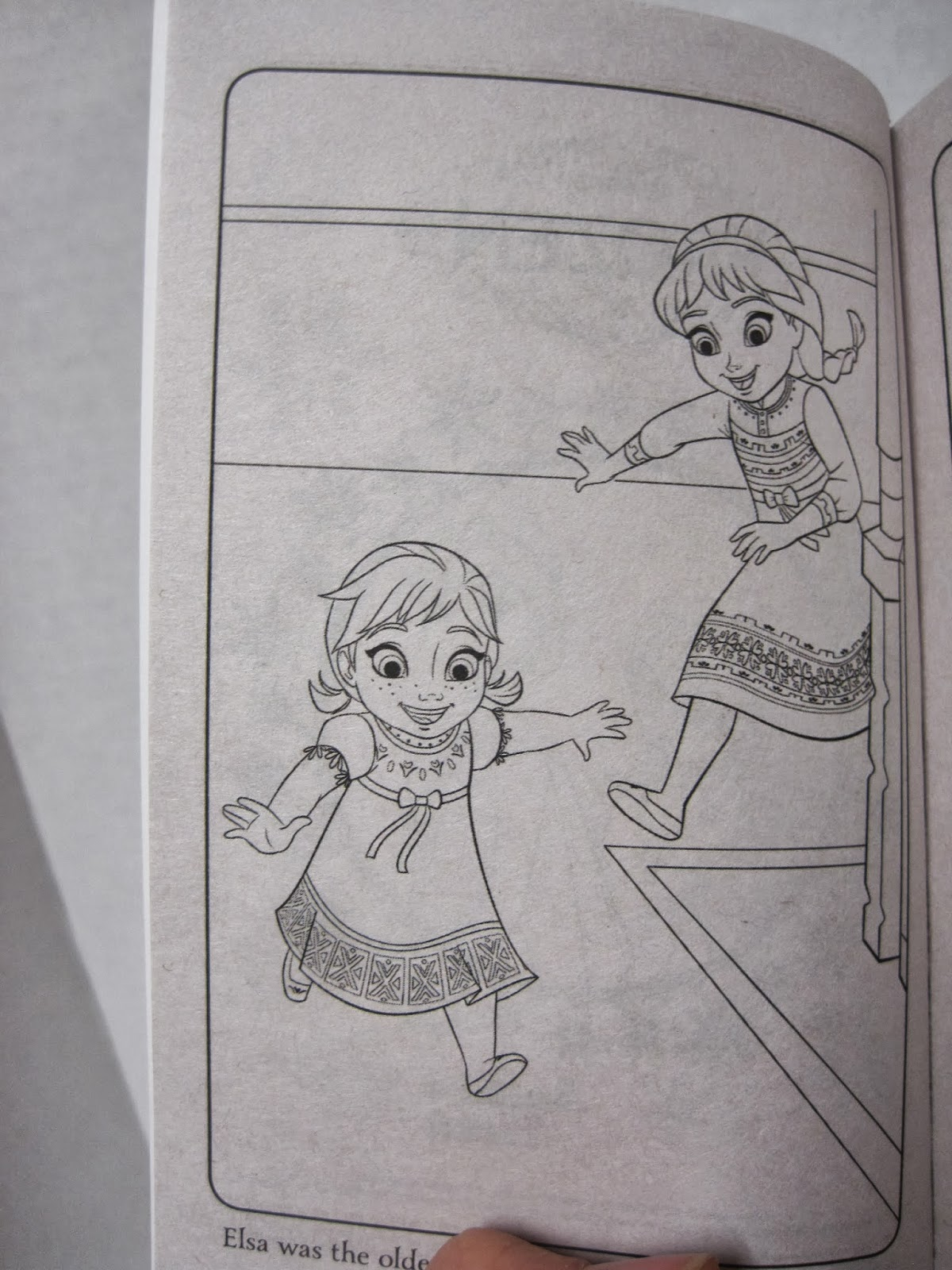 christopher frozen coloring pages - photo#31