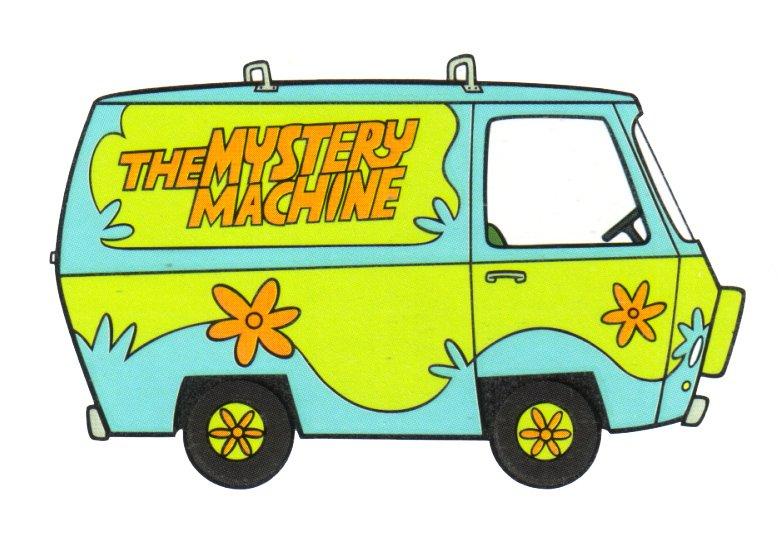 mystary machine