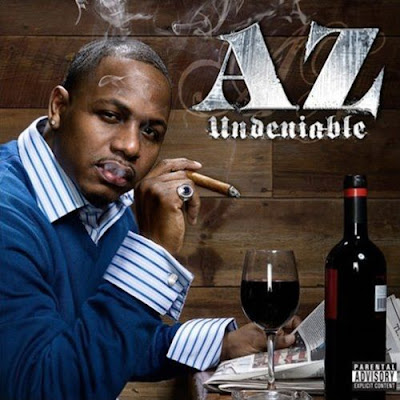 AZ – Undeniable (CD) (2008) (FLAC + 320 kbps)