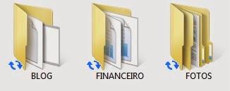 como guardar arquivos na nuvem
