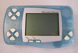 The Original Bandai WonderSwan