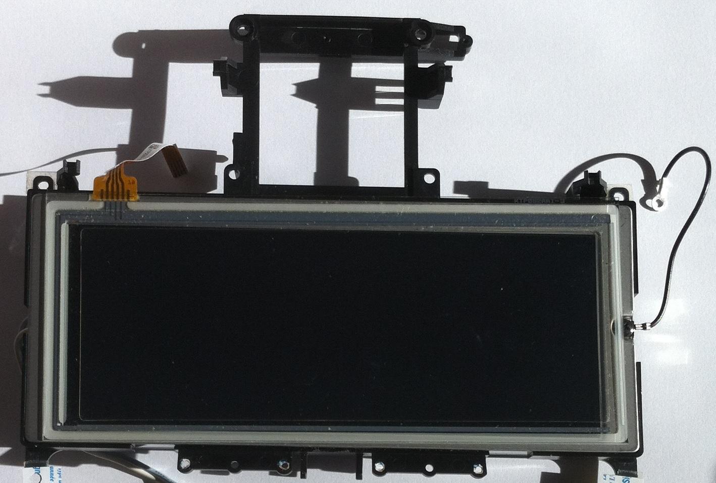 Carna 39 vol modernisation r tro clairage ecran tactile couleur for Eclairage ecran pc