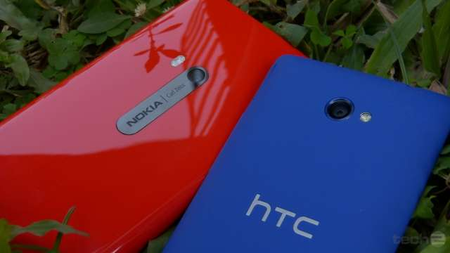 Nokia Lumia 920 vs HTC 8X